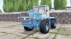 T-150K de la animación de las puertas para Farming Simulator 2017