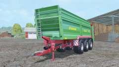 Strautmann PS 3401 reduced flow rate para Farming Simulator 2015