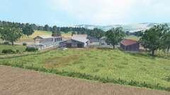 The Old Stream Farm v1.2.1 para Farming Simulator 2015