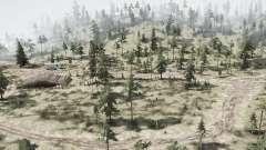 Sobre la colina para MudRunner