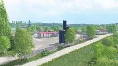 The Farm para Farming Simulator 2015