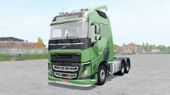 Volvo ƑH 540 para Farming Simulator 2017
