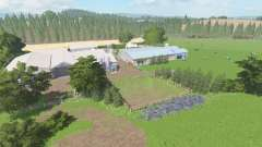 North Stone Farm v2.0 para Farming Simulator 2017