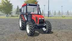 Zetor 5340 front loader para Farming Simulator 2013
