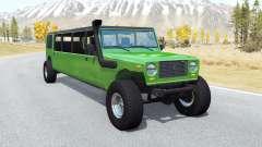 Ibishu Hopper limousine v0.92 para BeamNG Drive