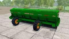 Stara Bruttus 12000 para Farming Simulator 2017