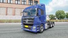Foton Auman GƬL 2012 para Euro Truck Simulator 2