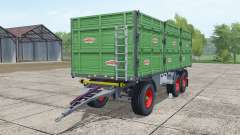 Fratelli Randazzo R 270 PT para Farming Simulator 2017