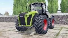 Claas Xerion 4500 Traƈ VC para Farming Simulator 2017