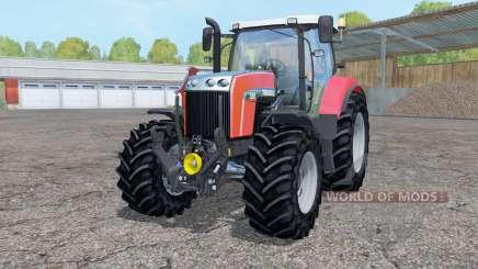 Versatile 305 loader mounting para Farming Simulator 2015