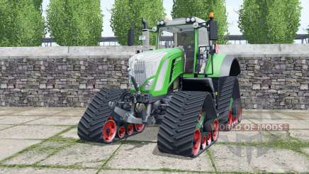 Fendt 933 Vario crawler modules para Farming Simulator 2017