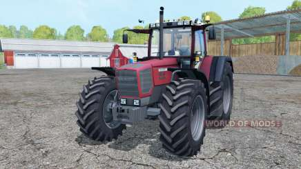 Fendt Favorit 822 Turboshift extra weights para Farming Simulator 2015