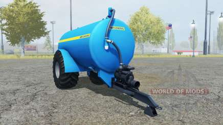 Fleminɠ ST2000 para Farming Simulator 2013