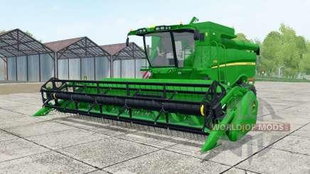 John Deere Ȿ650 para Farming Simulator 2017