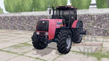 Belarús 2522 elementos animados para Farming Simulator 2017