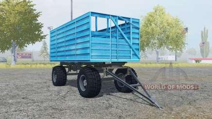 Conow HW 80 blue para Farming Simulator 2013