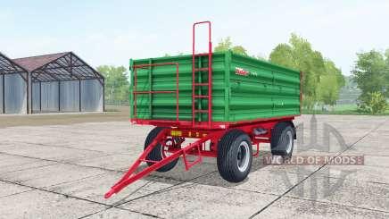 Warfama T-670 green para Farming Simulator 2017