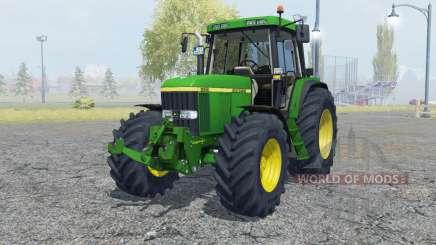 John Deere 6810 animated element para Farming Simulator 2013