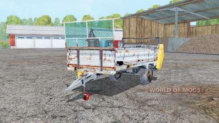 Warfama N-227 para Farming Simulator 2015