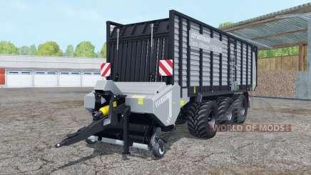 Strautmann Tera-Vitesse CFS 5201 DO black para Farming Simulator 2015