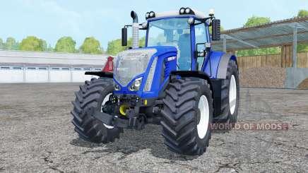 Fendt 927 Vario blue para Farming Simulator 2015