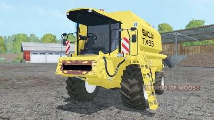 Nueva Hollanɗ TX65 para Farming Simulator 2015