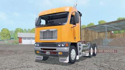 Freightliner Argosy Day Cab para Farming Simulator 2015