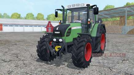 Fendt 312 Vario TMS front loader para Farming Simulator 2015