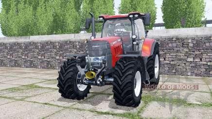 Case IH Puma 165 CVX design selection para Farming Simulator 2017