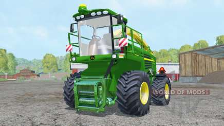 Juan Deeᶉe 7950i para Farming Simulator 2015