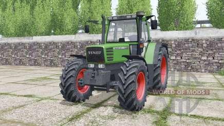 Fendt Favorit 511C Turbomatik animated element para Farming Simulator 2017