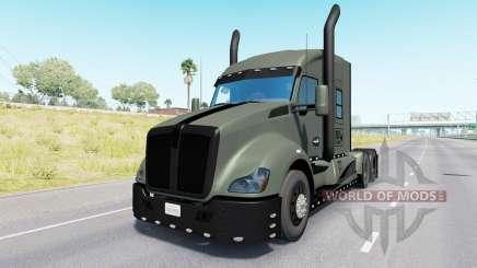 Kenworth T680 The General para American Truck Simulator