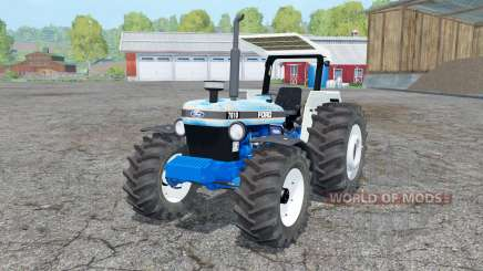Ford 7610 III para Farming Simulator 2015