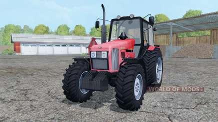 Belarús 1221.2 para Farming Simulator 2015