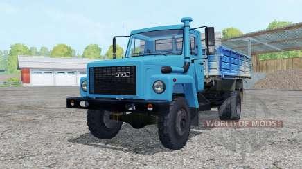 GAZ 33086 Compatriota para Farming Simulator 2015
