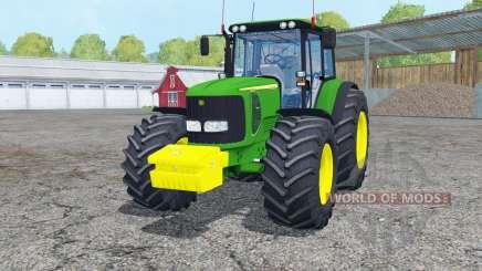 John Deere 6920Ȿ para Farming Simulator 2015