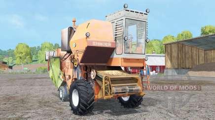 Yenisei 1200-1 para Farming Simulator 2015