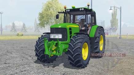 John Deere 7530 Premium animated element para Farming Simulator 2013