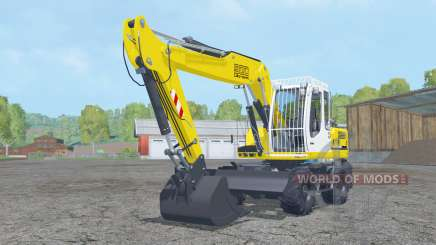 Liebherr 900 Compacto Litroniƈ para Farming Simulator 2015