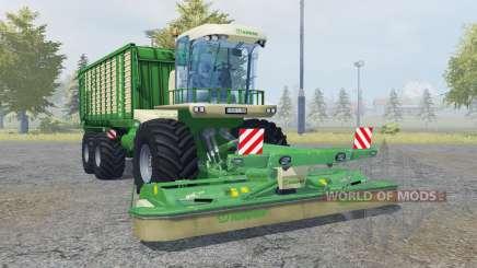 Krone BiG L 500 Prototype v2.0 para Farming Simulator 2013