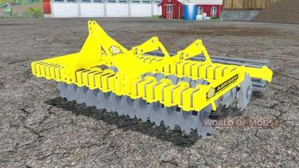 Agrisem Disc-O-Mulch Gold waschable para Farming Simulator 2015