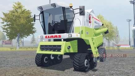 Claas Mega 370 TerraTrac para Farming Simulator 2013
