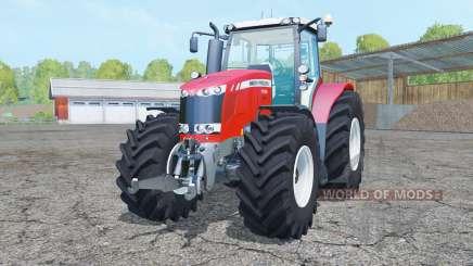 Massey Fergusoᶇ 7726 para Farming Simulator 2015