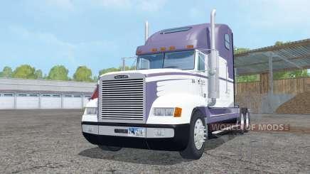 Freightliner FLD 120 Sleeper Cab 1996 para Farming Simulator 2015