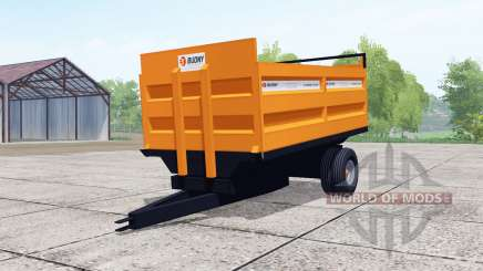 Budny CHMB 5000 para Farming Simulator 2017
