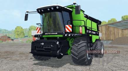 Deutz-Fahr 7545 RTS washable para Farming Simulator 2015