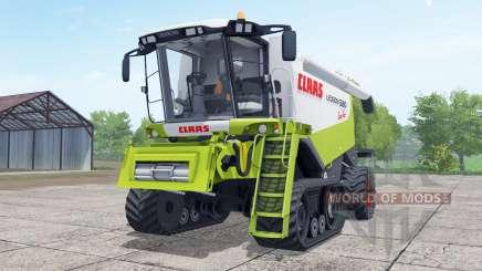 Claas Lexion 580 TerraTᶉac para Farming Simulator 2017