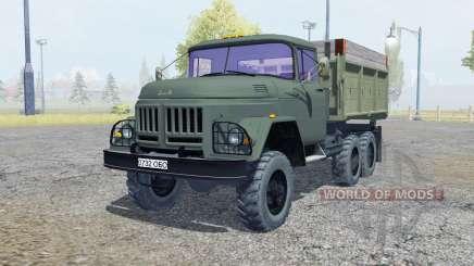 ZIL 131 camión para Farming Simulator 2013