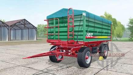 Metaltech DB 12 multicolor para Farming Simulator 2017