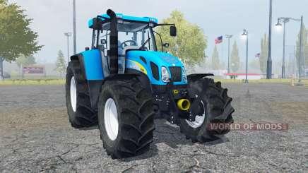 New Holland T7550 loader mounting para Farming Simulator 2013